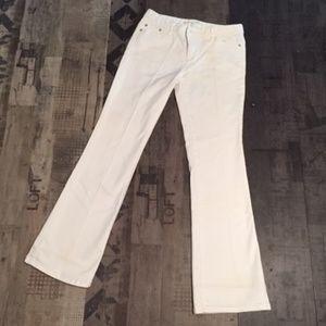 MK White Jeans